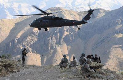 İçişleri Bakanlığı: Sonbahar-kış operasyonları başladı