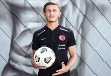 Trabzonsporlu futbolcu Serkan Asan: Hedefimiz şampiyonluk