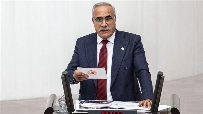 Kovid-19 testi pozitif çıkan CHP Şanlıurfa Milletvekili Aydınlık yoğun bakıma alındı
