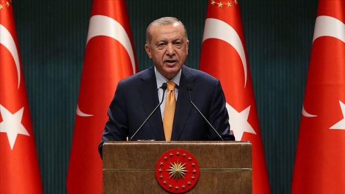 Cumhurbaşkanı Erdoğan: Ankara ülkemiz için önemli konumunu sürdürmektedir