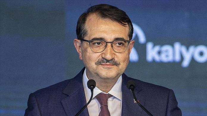 Enerji ve Tabii Kaynaklar Bakanı Dönmez: Yerli lityum üretimi yıl sonunda başlayacak