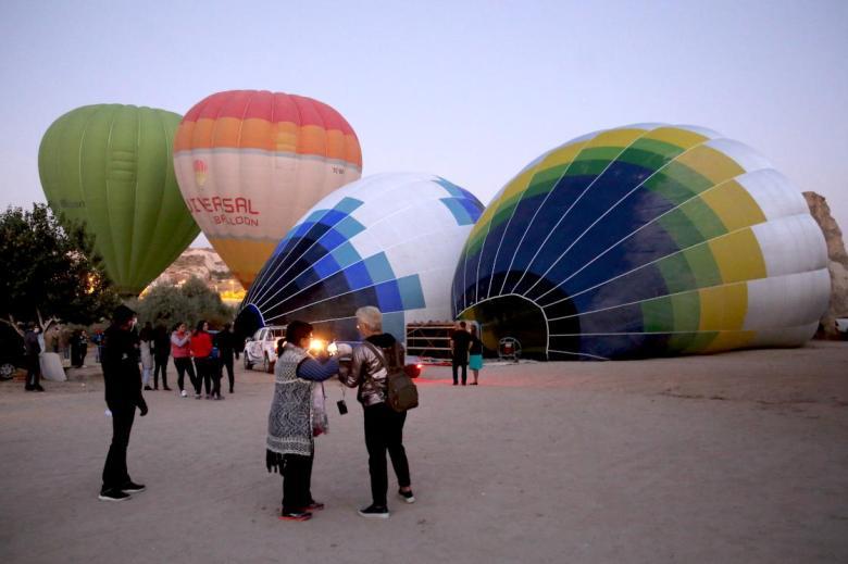 1602916823 981 yerli sicak hava balonlari ilk kez turistlerle uctu