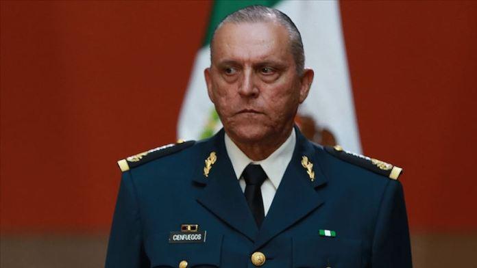 Eski Meksika Savunma Bakanı, ABD'de 'uyuşturucu kaçakçılığına yardım etmekle' suçlandı