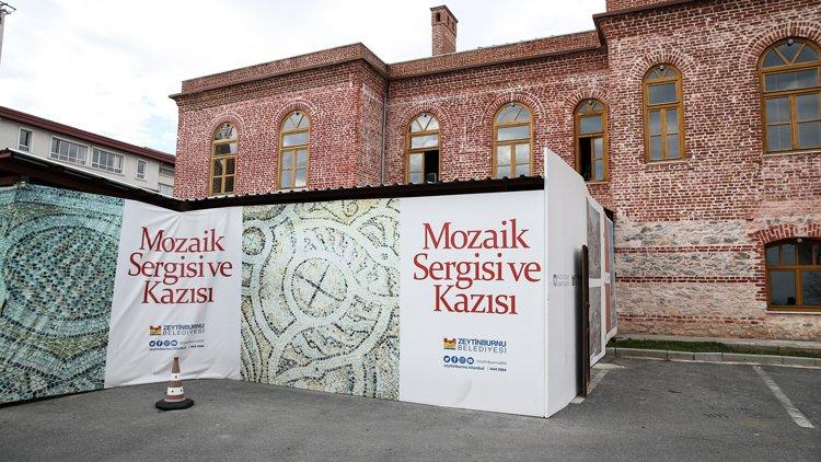 1603104696 585 zeytinburnunda bulunan tarihi mozaikler icin sempozyum duzenlenecek
