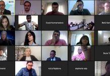 AA ve TİKA iş birliğinde 'Çevrim içi Diplomasi Muhabirliği Eğitim Programı' başladı