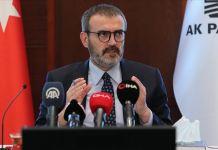 AK Parti'li Ünal: Türkiye'nin yaptıklarına karşı birileri bilinçli olarak itibarsızlaştırma süreci başlatıyor