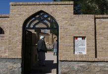 TİKA, Hace Abdullah-ı Ensari Çilehanesi'ni restore etti