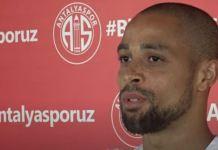 Sidney Sam, en iyi futbolunu Antalyaspor'da oynamak istiyor