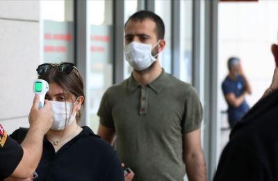 Türkiye'de son 24 saatte 2 bin 165 kişiye Kovid-19 tanısı konuldu, 74 kişi hayatını kaybetti