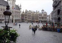 Belçika'da Kovid-19 salgınına karşı 'bölgesel' yeni tedbirler alınıyor