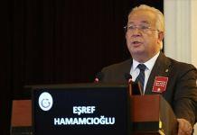 Galatasaray Divan Kurulu Başkanı Hamamcıoğlu: Galatasaray tarihinin hiçbir döneminde şu anda aldığı tahribatı almamıştır