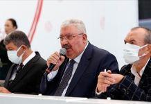 MHP Genel Başkan Yardımcısı Yalçın: Bugüne kadar 54 il, 910 ilçe kongresini gerçekleştirdik