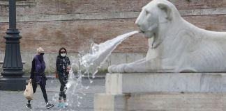 İtalya'da Kovid-19 salgınına yönelik tedbirler sıkılaştırıldı