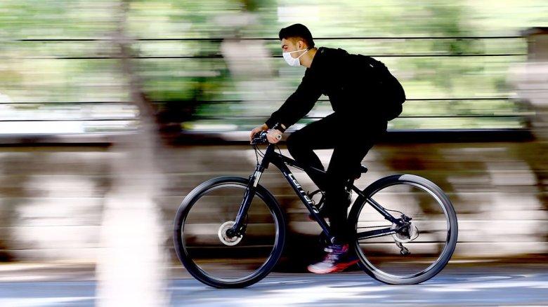 1604048405 222 hem ekonomik hem saglikli ulasim araci bisiklet konyada ragbet goruyor