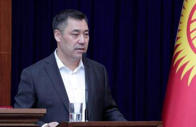 Kırgızistan Başbakanı Caparov'dan İzmir'deki deprem nedeniyle Cumhurbaşkanı Erdoğan'a başsağlığı mesajı