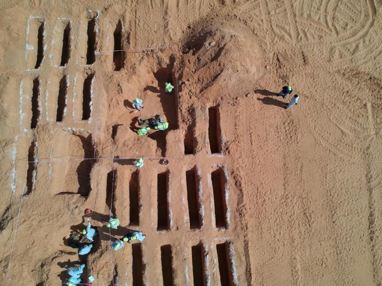 1604828704 916 libyanin toplu mezarlar kenti terhunede yeni cesetler cikmaya devam ediyor