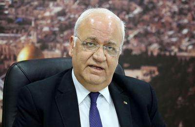 Barış müzakerelerinin güçlü ismi FKÖ Genel Sekreteri Ureykat koronavirüse yenik düştü