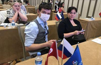 Rus kongre ve düğün turizmcilerine Türkiye'deki 'güvenli hizmet' anlatıldı