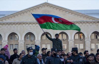 Dağlık Karabağ'da zafer Azerbaycan'ın, Türkiye ve Rusya da kazandı