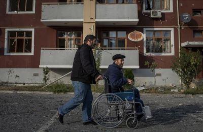 İtalya'dan Dağlık Karabağ'daki insani acil durum için 500 bin avroluk yardım