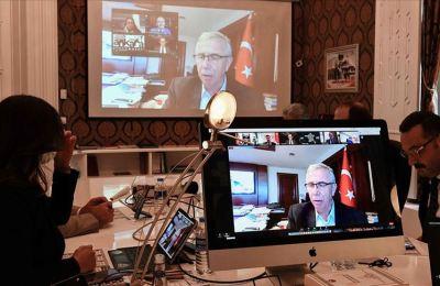 Büyükşehir belediye başkanları depreme karşı önlemleri konuştu