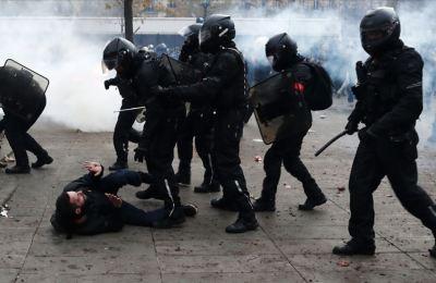 Uluslararası Af Örgütü'nden Fransız hükümetine tepki