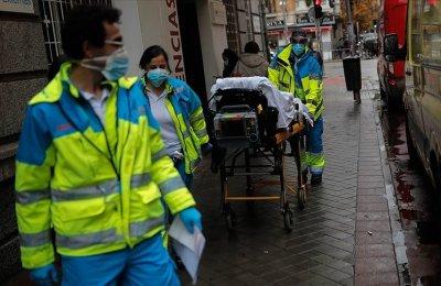 Dünya genelinde Kovid-19 tespit edilen kişi sayısı 92 milyon 778 bini geçti