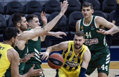 Fenerbahçe'den Yunanistan temsilcisi Panathinaikos'a fark