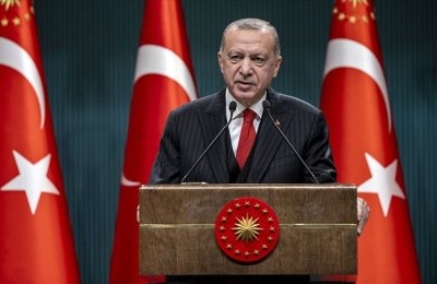 Cumhurbaşkanı Erdoğan Telegram ve BİP uygulamalarından bugünkü mesaisini paylaştı