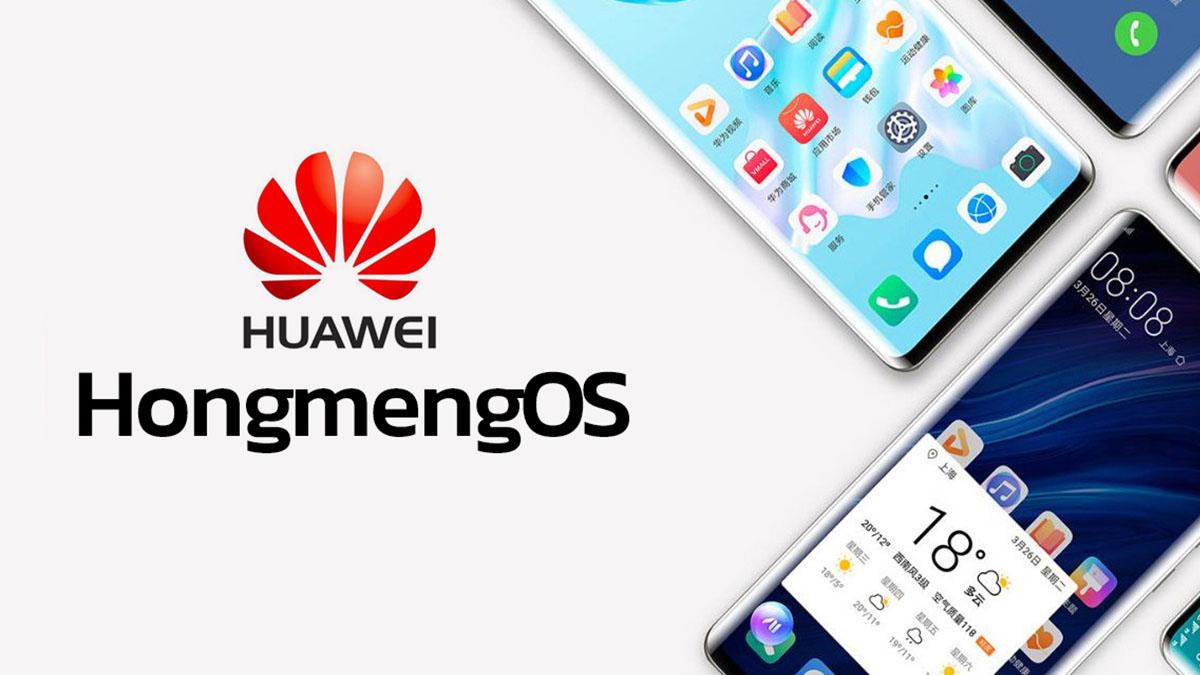 Por si las dudas, Huawei sigue desarrollando su sistema operativo