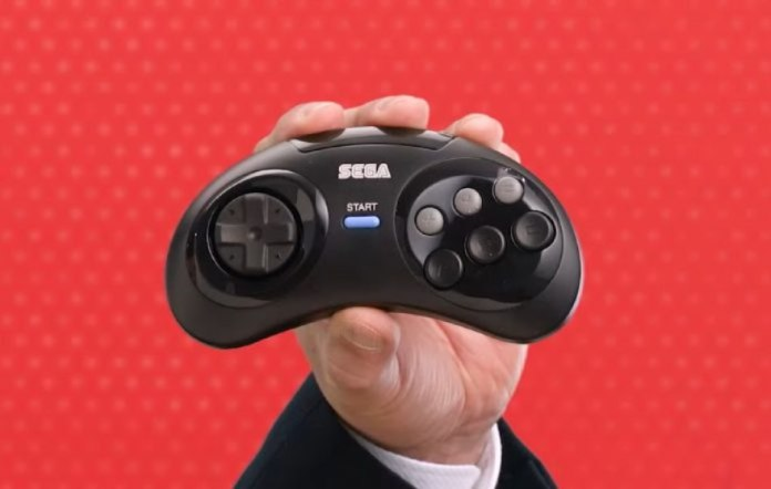 The reason why there will be two Genesis controls for Switch