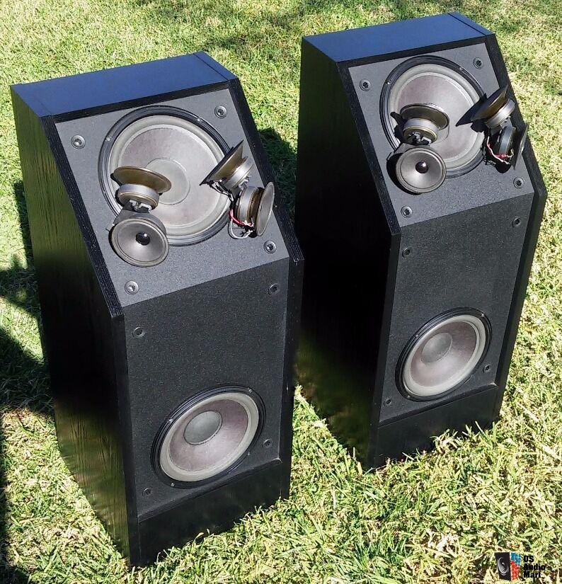 Bose 601 Series 3 Speakers