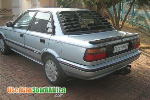 1989 Toyota Corolla Used Car For Sale In Vereeniging