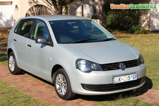 2010 Volkswagen Golf Polo Vivo 1 4 Blueline Used Car For