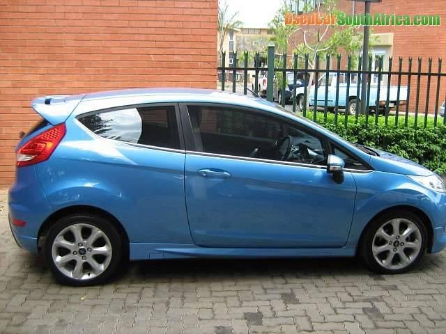 2010 Ford Fiesta Used Car For Sale In Pretoria Central