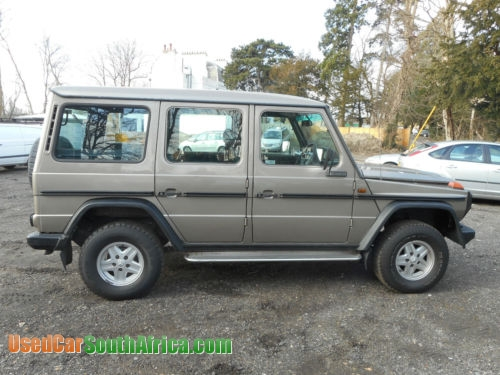 1988 Mercedes Benz Gl500 G Wagon Used Car For Sale In Cape
