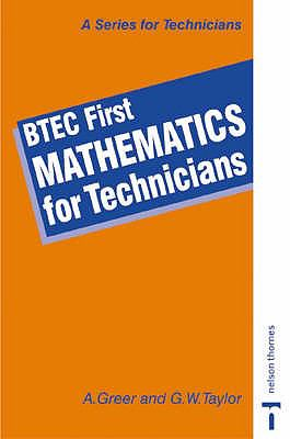 BTEC First-Mathematics for Technicians - A. Greer ...