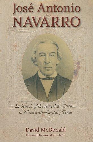Jose Antonio Navarro: In Search of the American Dream in ...