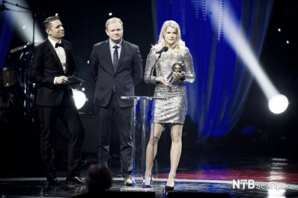 Ada Hegerberg wins the highest individual honour in ...