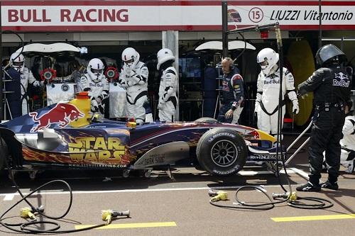Cuando la F1 y Star Wars unen fuerzas - VAVEL España