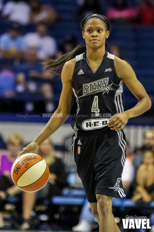 Images And Photos Of Chicago Sky 81 75 San Antonio Stars