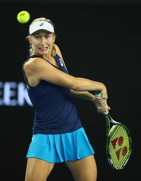Australian Open: Daria Gavrilova happy with her win over ...
