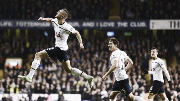 The young, under-rated midfield talent who is flourishing at Spurs