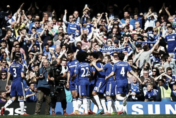 Chelsea 1-1 Liverpool: Terry and Gerrard's headed efforts share the spoils