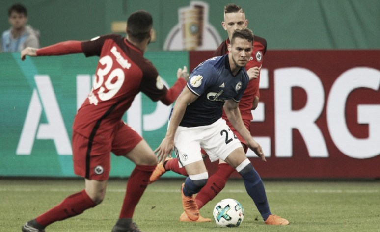 Resumen Schalke 1-0 Eintracht Frankfurt en Bundesliga 2018 - VAVEL España