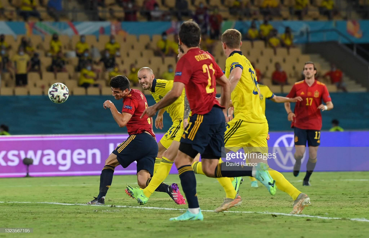 Spain predicted lineup vs Poland