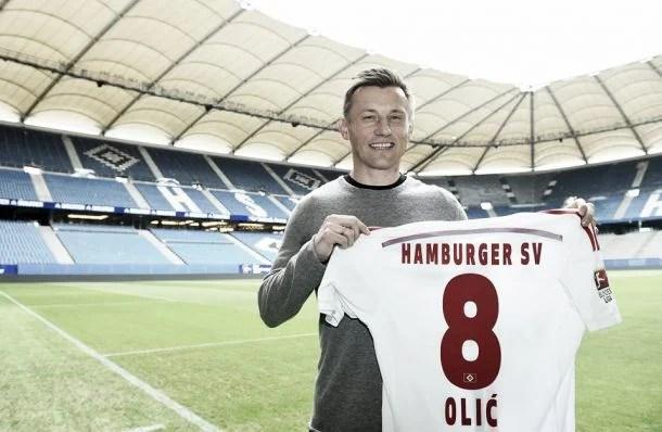 Ivica Olic deixa Wolfsburg e retorna ao Hamburgo após seis anos