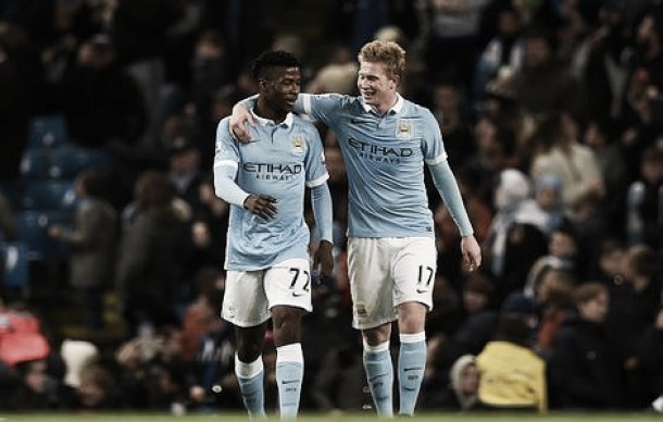 Manchester City 4-1 Hull: Citizens charge to Cup semis