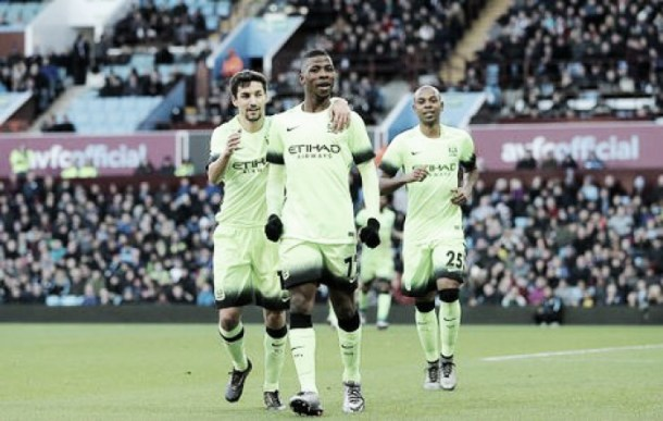 Aston Villa 0-4 Manchester City: Kelechi the hat-trick hero as Citizens progress to Round Five