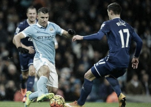Manchester City 0-0 Everton: Sides share spoils in energetic goalless draw